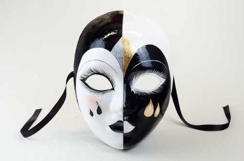 Face Mask Pierrot Sabrina 3