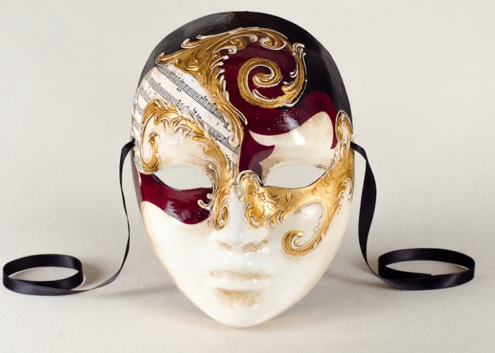 masque volto roby 1