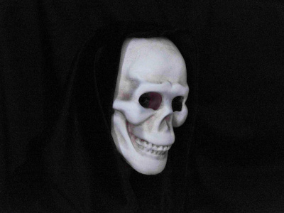 Laughing Skull Mask
