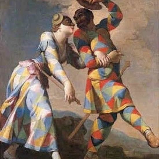 The Arlecchino mask: a motley history