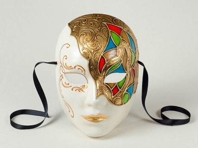 Venetian Cat Masks For Sale